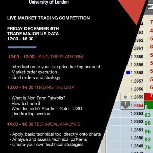 Live Market Trading Competiton